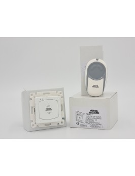 Funkpaket Bundle mit Primus F Schalter und 2-Kanal Handsende