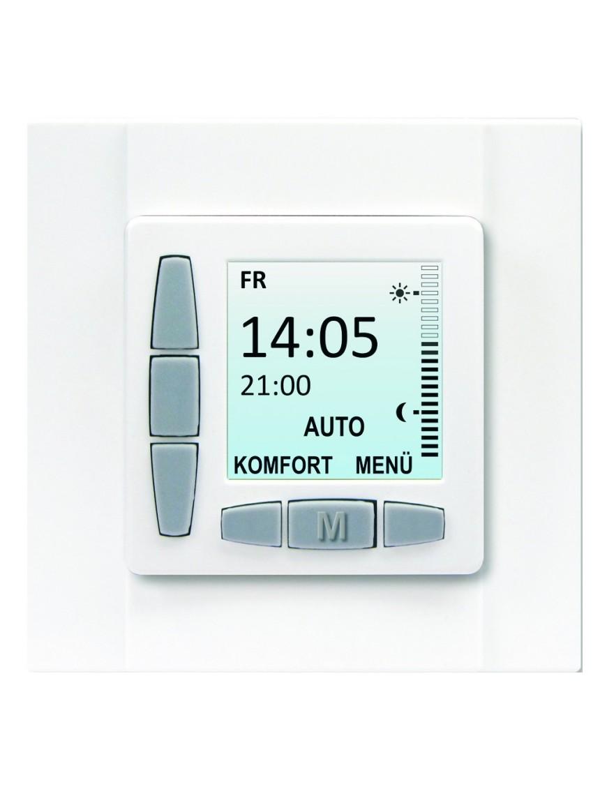Rojal SAT Zeitschaltuhr für Sonnen- und Dämmerungssensor mit Astro-Funktion