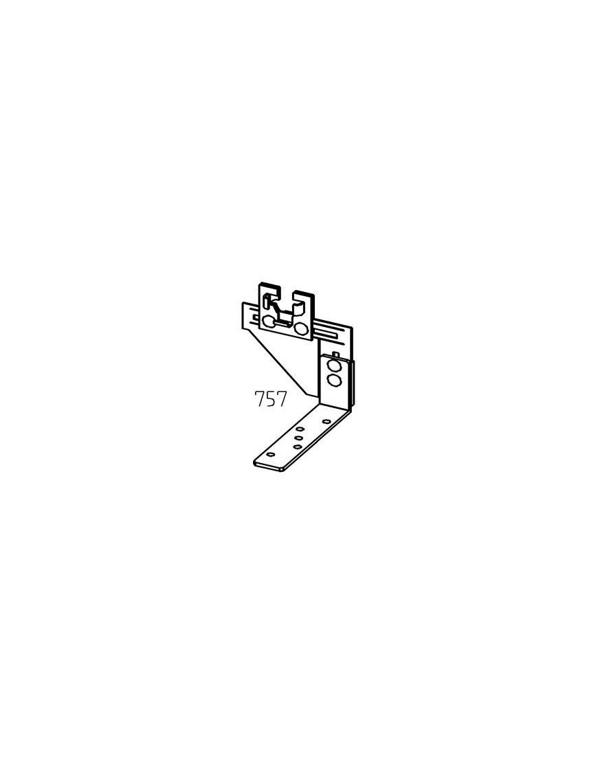 Altbau Lagerhalter nur Mittellager (Doppelhalterung)