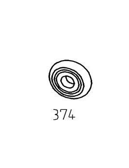 Kugellager Ø 28mm