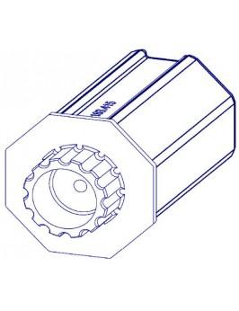 Mitnehmer Antrieb L10 12V Seitenantriebe