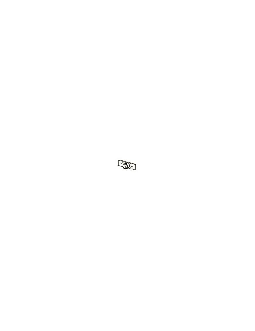 Markisen-Ausrücklager Teilkreis 60 + 48 mm