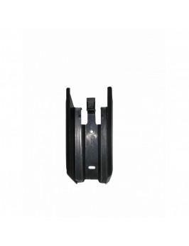 Wandhalter grau oder schwarz passend für Komfort-Handsender